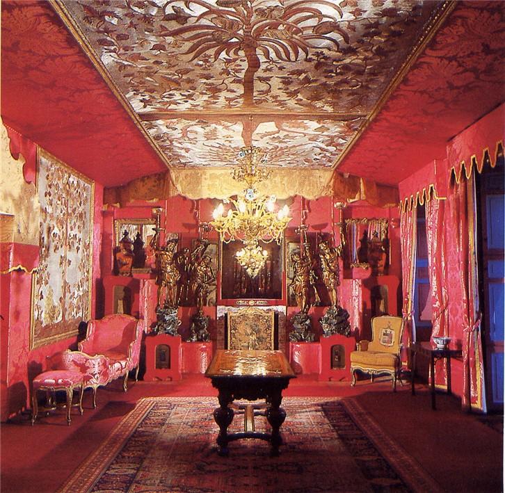 Premier etage hauteville house maison d 39 exil de victor - Salon indien colombes ...